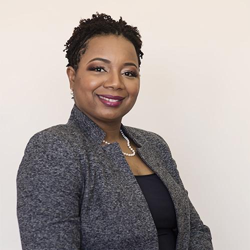 Mediator Ashanti Madlock Henderson